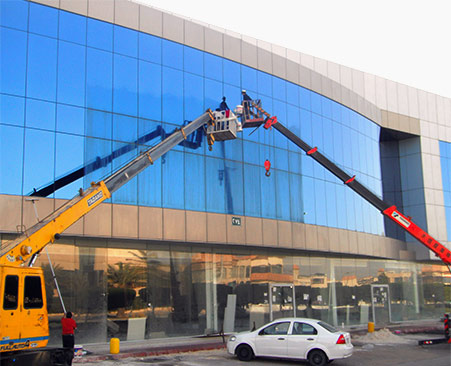 Building cleaning riyadh